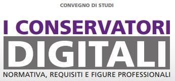 I conservatori digitali