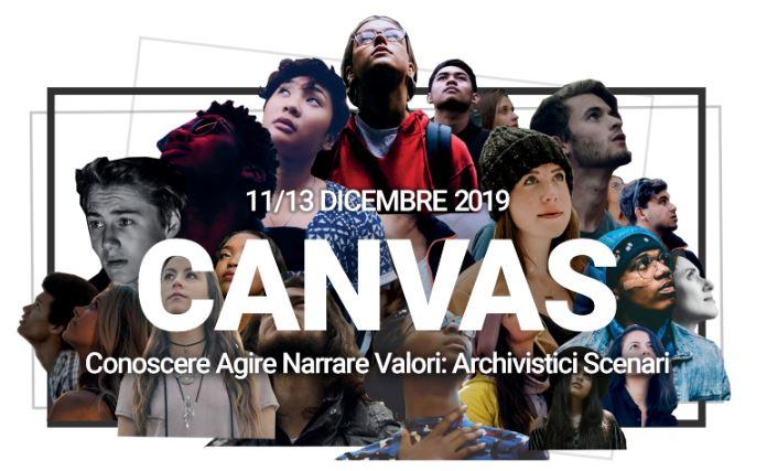 CANVAS – Convegno e workshop, Pavia 11/13 dicembre 2019